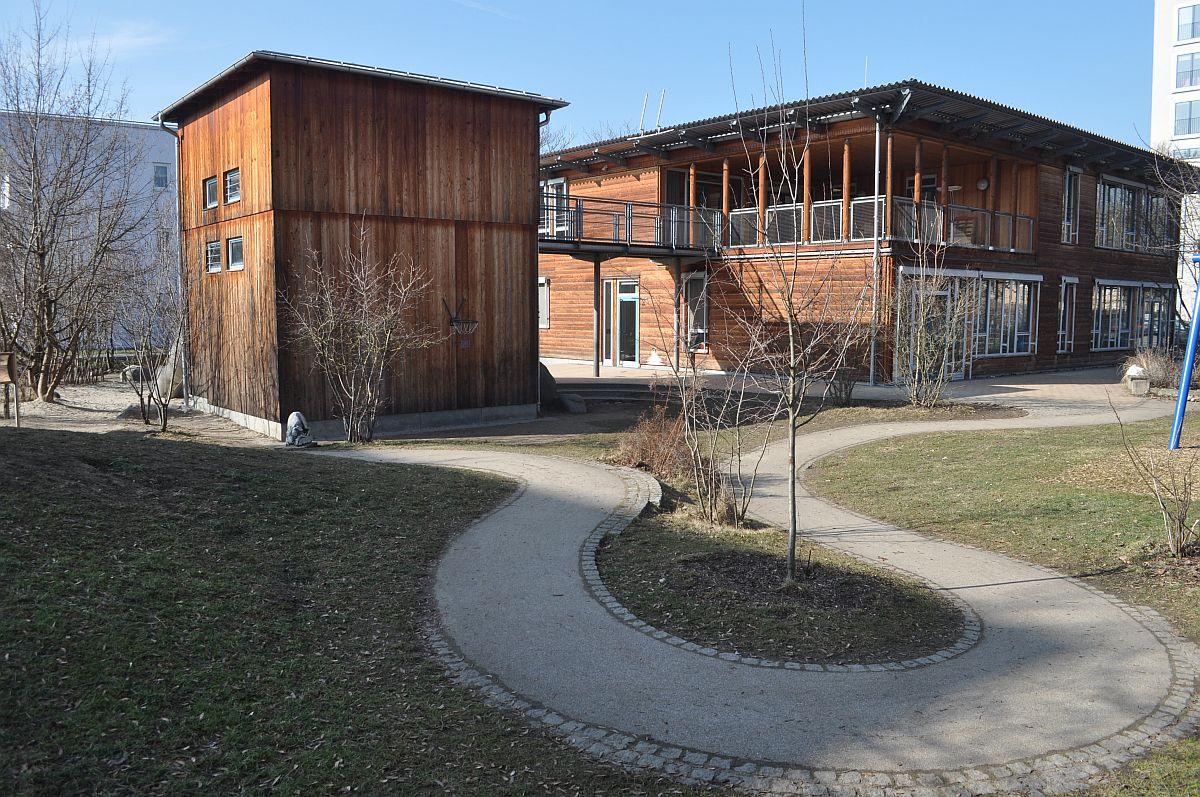 Kindergarten Therese-Studer-Straße