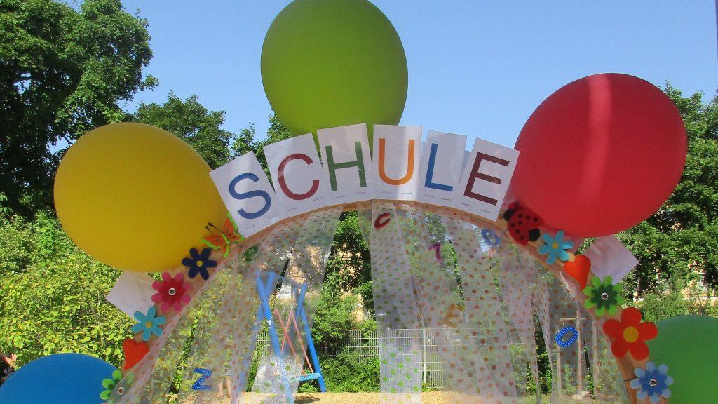 Kindergarten Therese-Studer-Straße Sommerfest 2017